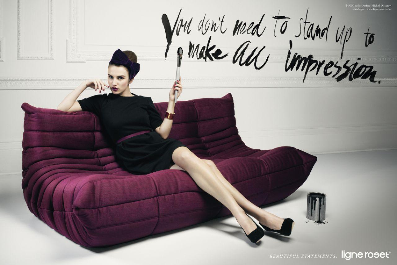 ligne roset hermosas declaraciones el poder de las ideas org. Black Bedroom Furniture Sets. Home Design Ideas