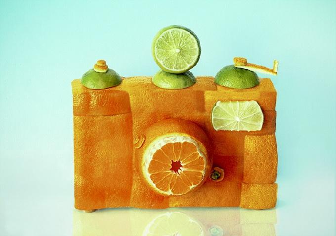 escultura comida 3